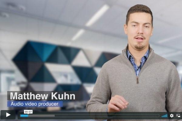 Matt Kuhn   AV Producer   On Point Video Productions