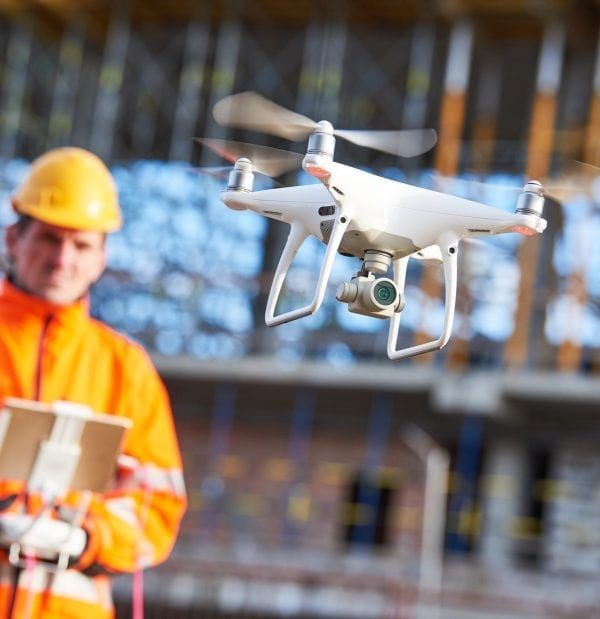 Video Drones used in Manufacturing Tour Videos | On Point Video Productions