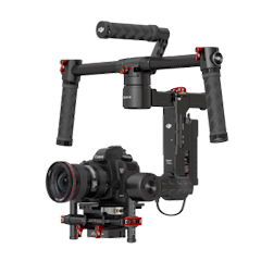 3 Axis Servo-driven Gimbals used by On Point Video Productions