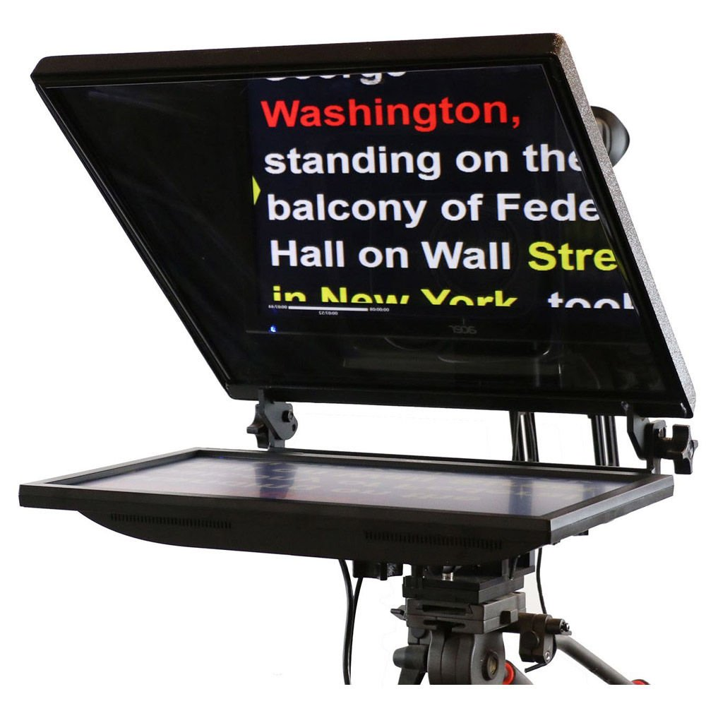 Teleprompters for Corporate Video Production | On Point Video