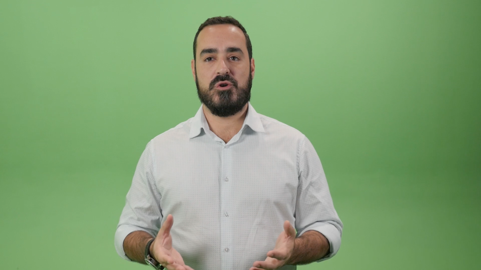 Green Screening 1 | On Point Video Productions